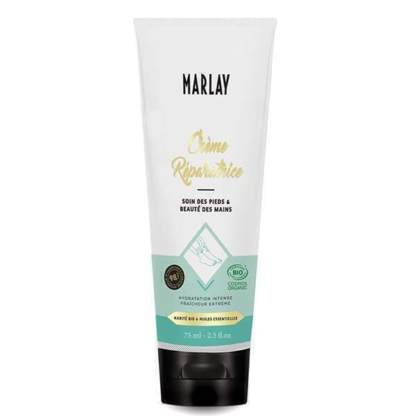 Marlay - Crème réparatrice pieds et mains 75ml