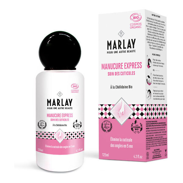 Marlay - Lotion manucure express 125ml