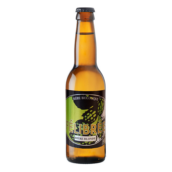 Mélusine - Bière blonde Felibrée Bio 33cl