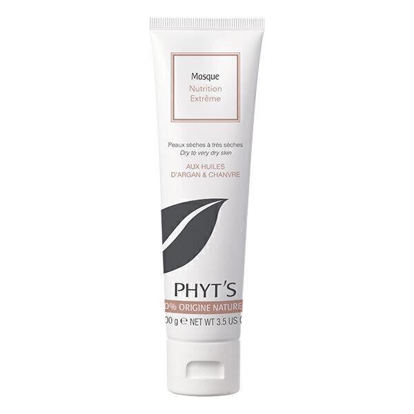 Phyt's - Masque visage Nutrition extrême 100g