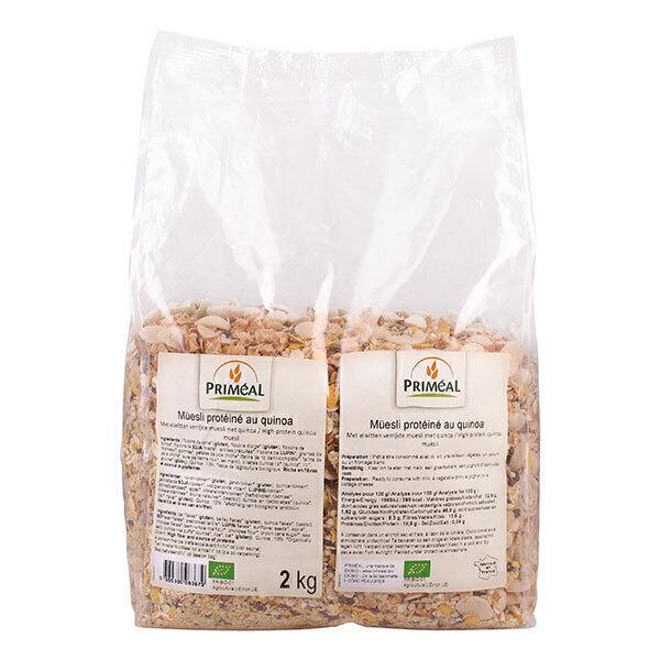 Priméal - Müesli protéiné au quinoa 2kg