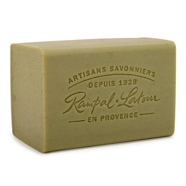 Rampal Latour - Savon de Marseille vert à l'huile d'olive 300g