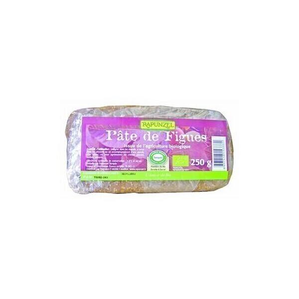 Rapunzel - Pâte de figues 250g