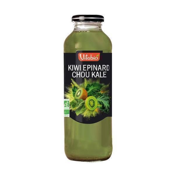 Vitabio - Boisson Kiwi Epinard Chou Kale 50cl