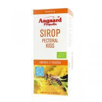 Aagaard Propolis - Sirop Pectoral Kids - Flacon de 150mL