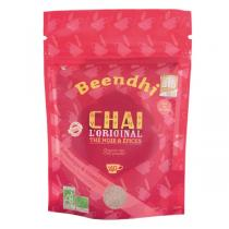 Beendhi - Chai mix original – thé noir et épices Bio 50g
