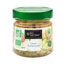 Bio Naturae - Coeurs d'artichauts 190g