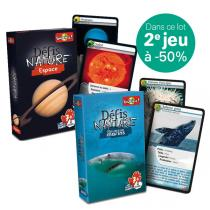 Bioviva - Offre défis Nature – Animaux marins + Espace