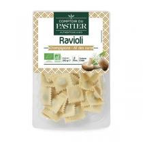 Comptoir du Pastier - Ravioli champignons ail des ours 250g