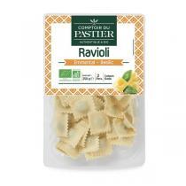 Comptoir du Pastier - Ravioli emmental basilic 250g