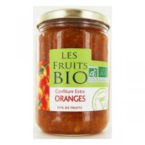 Destination - Confiture Extra Orange 55% 650g