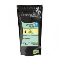 Destination - Thé bleu Oolong Qilan Chine 50g
