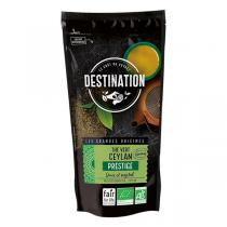 Destination - Thé vert Prestige Hauts Plateaux Ceylan 80g