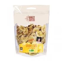 Direct producteurs Fruit secs - Chips Bananes 300g