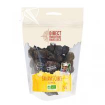 Direct producteurs Fruit secs - Cubes moelleux Bananes 250g