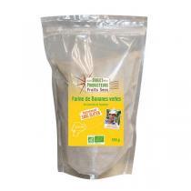 Direct producteurs Fruit secs - Farine de bananes vertes 350g