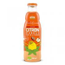 Elite Naturel - Eau citronnée mangue passion 700ml