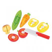 Goki - Légumes avec scratch - Dès 3 ans