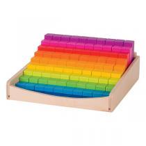 Goki - Réglettes de calcul lasurées - Dès 4 ans