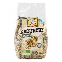 Grillon d'or - Krounchy Graines 500g