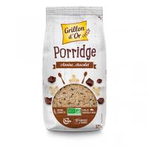 Grillon d'or - Porridge Avoine Pépites de chocolat 375g