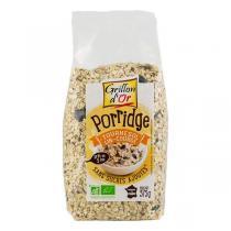 Grillon d'or - Porridge Tournesol Lin Courge 375g