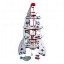 Hape - Fusée spatiale - Dès 3 ans
