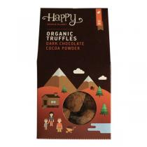 Happy People Planet - Truffes chocolat noir cacao 100g