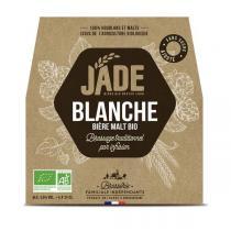 Jade - Bière blanche bio Jade 6x25cl