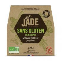 Jade - Bière blonde bio Jade Sans gluten 6x25cl
