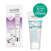 Lavera - Lot Soin contour yeux Karanja 15ml + 1Crème main 20ml offerte