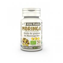 LT LABO - Huile de Graines de Moringa Bio x 30 capsules
