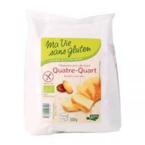Ma Vie Sans Gluten - Mix Quatre quart 300g