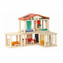 Plan Toys - Maison modulable créative - Dès 3 ans