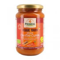 Priméal - Sauce carotte cumin 350g
