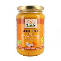 Priméal - Sauce curry coco 345g