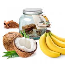 Quai Sud - Mélange pour rhum arrangé Coco banane 110g