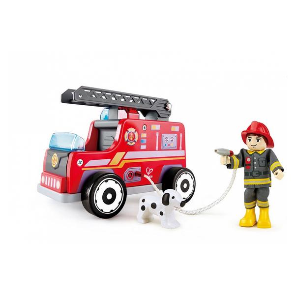Hape - Camion de pompiers - Des 3 ans
