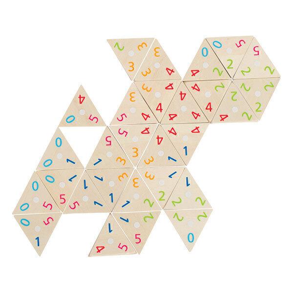 Goki - Tri-Domino - Des 5 ans