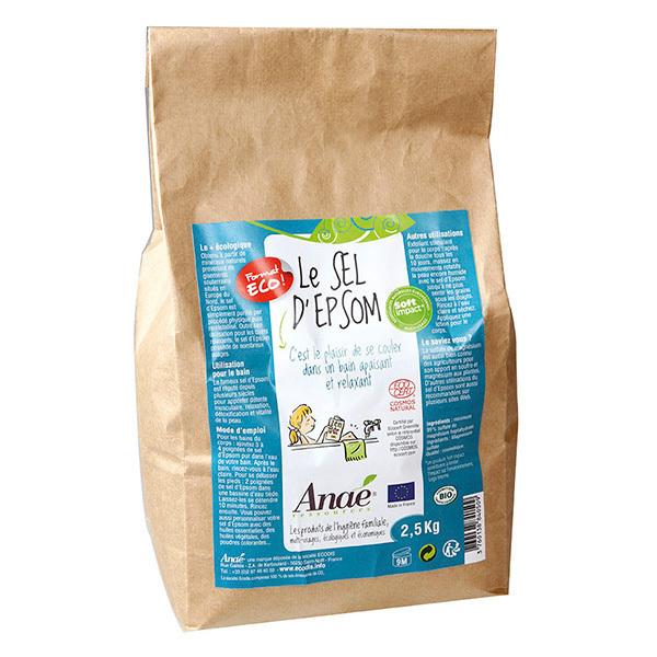 Anaé - Sel d'Epsom - 2.5kg