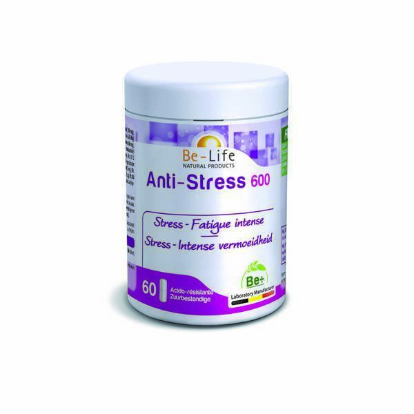 Be-Life - Anti-stress 600 60 gélules