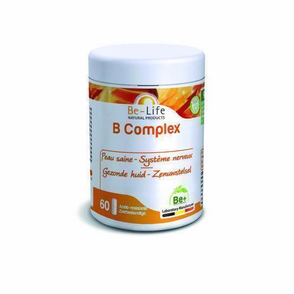Be-Life - B Complex 60 gélules
