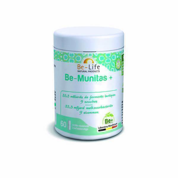 Be-Life - Be-Munitas+ 60 gélules