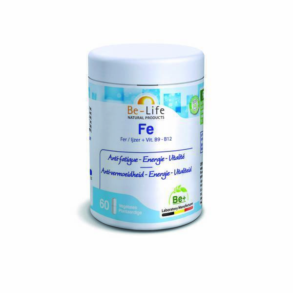Be-Life - Fe 60 gélules