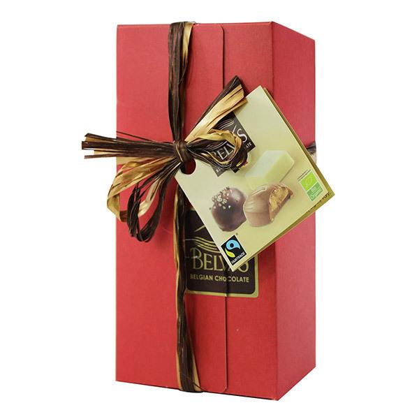 Belvas - Ballotin chocolat La route des origines 200g
