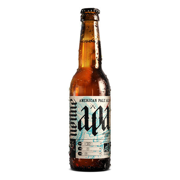 Brasseurs Savoyards - Bière Nonne A.P.A Bio 33cl