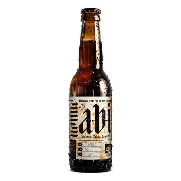Brasseurs Savoyards - Bière Nonne A.B.I Bio 33cl