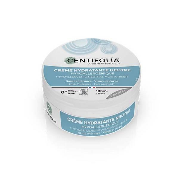 Centifolia - Crème hydratante neutre 100ml