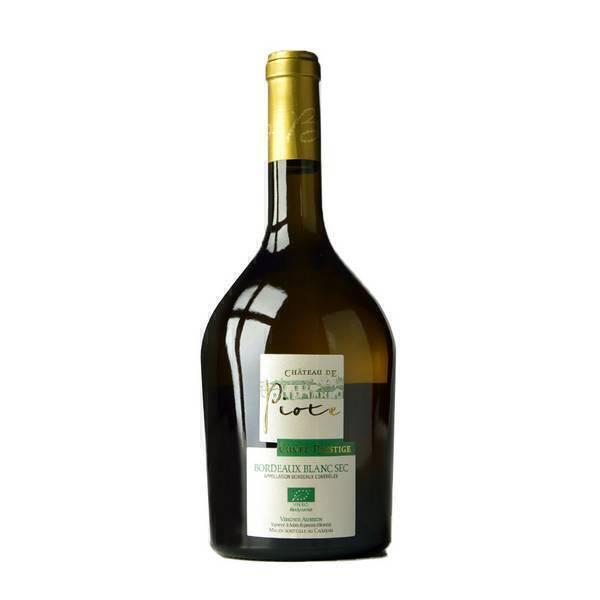 Château de Piote - Bordeaux blanc Cuvée prestige 2016 75cl