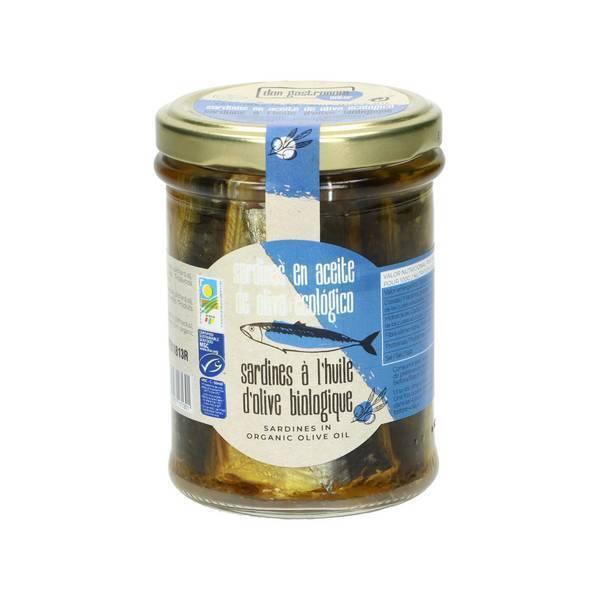 Don gastronom - Sardines MSC Huile olive 212ml